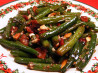 Bacon-Almond Green Beans. Recipe by Lainey6605
