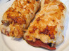 Chicken Breasts Stuffed With Ham and Cheese. Recipe by internetnut
