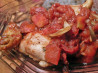 Tomato Artichoke Chicken. Recipe by Chef of Kids