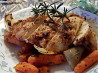 Honey Mustard Chicken With Roast Vegetables  Ww Aust. 5.5 Pnts. Recipe by Sonya01
