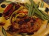 Well Chutney my Chicken on a BBQ. Recipe by Bergy
