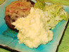 Martha Stewart's Classic Mashed Potatoes. Recipe by Cooks4_6