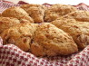 Maple Walnut Scones, Low Fat - Low Sugar