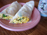 Papa D's Breakfast Burrito. Recipe by Papa D 1946-2012