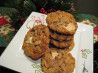Oatmeal Chocolate Chunk Cookies. Recipe by Lainey6605