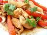 Cashew Chicken. Recipe by threeovens