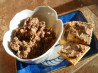Quick and Easy Chicken Liver Pate. Recipe by Axe