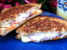 Easy, Spicy, Veggie Grilled Cheese. Recipe by Anna Haines