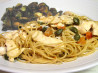 Whole-Wheat Angel Hair Pasta With Chicken & Capers. Recipe by jrobertfl