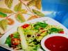 Chicken Taco Slaw Salad