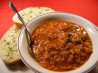 Stuffed Pepper Soup. Recipe by Julie B's Hive