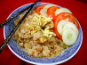 Indonesian Fried Rice - Nasi Goreng. Recipe by Sue Lau