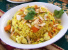 Short-Cut Vegetable Biryani