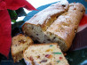 Christmas Stollen. Recipe by Hanka
