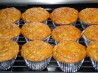 Banana Morning Glory Muffins (Cooking Light)