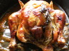 Baked Whole Chicken With Rosemary. Recipe by Chef #1191273