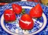 The Strawberry Cream (A Dessert/Drink). Recipe by Annacia