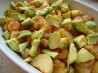 Cajun Potato, Prawn/Shrimp and Avocado Salad. Recipe by I'mPat