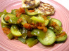 Summer Vegetables (Spain). Recipe by Sydney Mike