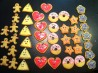 Shortbread Sugar Cookies With Icing. Recipe by QueenJellyBean