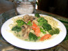 Vegan Pasta Primavera. Recipe by Kathy228
