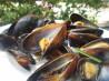 Karen's Smooth French Milk Mussels. Recipe by Rita~