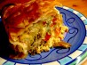 South African-Greek Cheese Pie. Recipe by Zurie