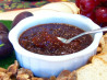 Fresh Fig and Ginger Chutney from the Auberge
