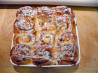 Santa Cruz Cinnamon Rolls. Recipe by Hannah Verrinder