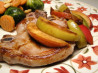 Cinnamon-Apple Pork Chops Recipe. Recipe by Annacia