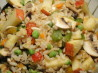 Nutty Brown Rice Salad. Recipe by katew