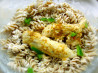Moroccan Pasta Salad With Chicken. Recipe by Nasseh