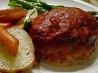 Turkey Mini-Meatloaves With Roasted Root Veggies