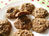 Healthy Oatmeal Raisin Cookies (A.k.a. Meag's Perfect Cookie). Recipe by Motivated Mama