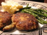 Angelina's Restaurant Crab Cakes - Maryland. Recipe by Andi of Longmeadow Farm