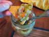 Green (Un-Ripe) Tomato Salsa for Canning. Recipe by yogiclarebear