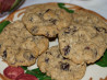 Cranberry and Oatmeal Spice Cookies. Recipe by Chef mariajane