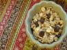 Mom's Simple Granola. Recipe by Hadice