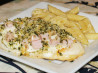 Quick Chicken Cordon Bleu. Recipe by TattooedMamaof2