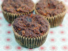 Carrot Banana Muffins. Recipe by Elana's Pantry