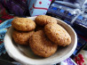 Almond Chickpea Flour Cookies. Recipe by Mia in Germany