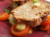 Grilled Tomato-Cheese Sandwiches. Recipe by Lainey6605