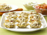 Crumbled Goat Cheese Provencal Mini Tacos Recipe. Recipe by Corrinne J