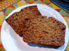 Fat Free, Dairy Free and Delicious Sweet Potato Bread. Recipe by Lenore Spirit