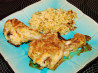 Oven-Fried Chicken. Recipe by Chef mariajane