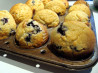 Blueberry Muffins. Recipe by Jennifer Dawn