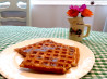 Aunt Flo's Waffles. Recipe by BecR