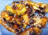 Sticky Honey-Soy Chicken Wings - Tyler Florence. Recipe by Papa D 1946-2012