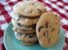 Martha's Soft-Baked Chocolate Chip Cookies. Recipe by run for your life