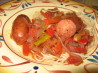 My Family Italian Sausage & Peppers. Recipe by Cooks4_6